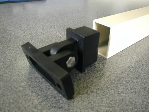 awning arm attachment