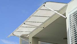 Carb-o-lite Polycarbonate Awnings Brochure